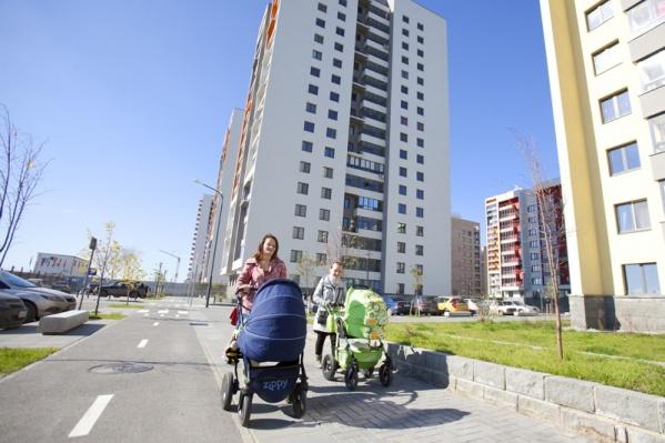 «Европейский» микрорайон в Тюмени построен. Чтобы узнать больше о строительстве в Новосибирске, запишитесь на посещение стройплощадки по телефону (383) 230-00-30