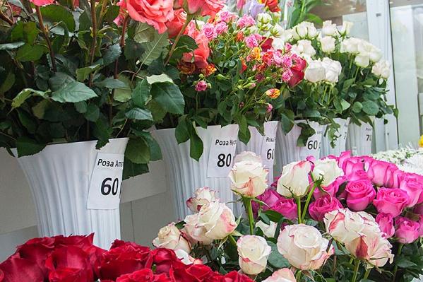 Мы работаем с плантациями Эквадора и Голландии напрямую, поэтому наши цены сравнимы <b>с ценами оптовых компаний!</b> А самое главное — <b>цветы свежие</b>.