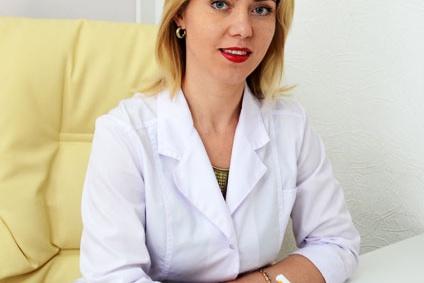 Елена Геннадьевна Новикова, главный врач