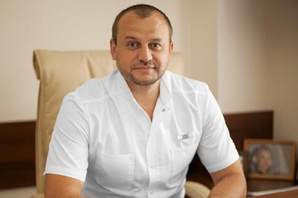 Имплантолог, хирург-стоматолог АндрейМоржуев