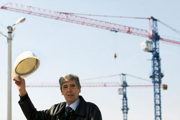 Европейский строитель Иван ЧАЛИЧ: Каждый построенный дом - это частичка моей души
