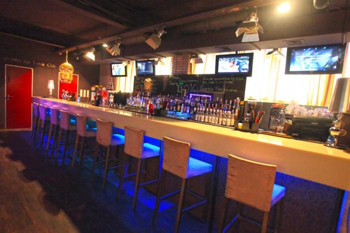 суши бар омска