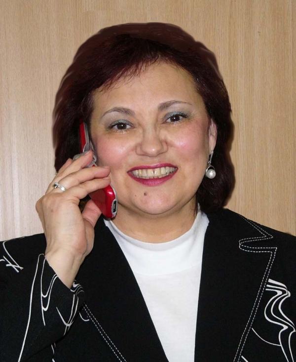 Ушакова Наталья Арновна, риэлтор высшей категории