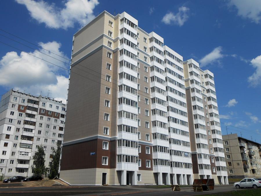 Введён в эксплуатацию жилой дом по ул. Институтская, 16
