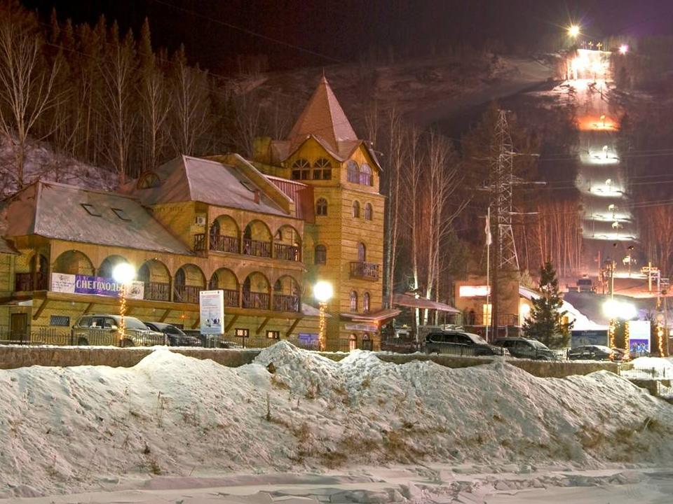 Новоабзаково горнолыжный курорт фото