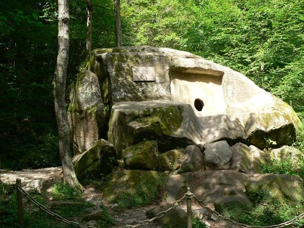 Волконское ущелье Сочи