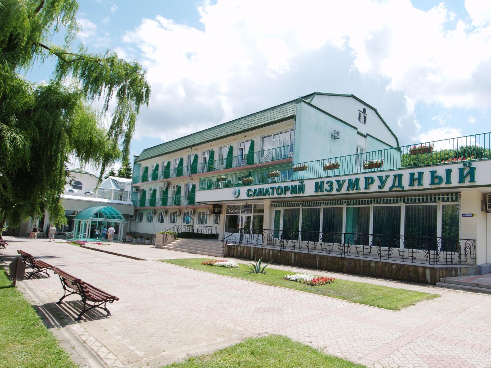База отдыха Изумрудное: фото и описание, адрес и отзывы туристов
