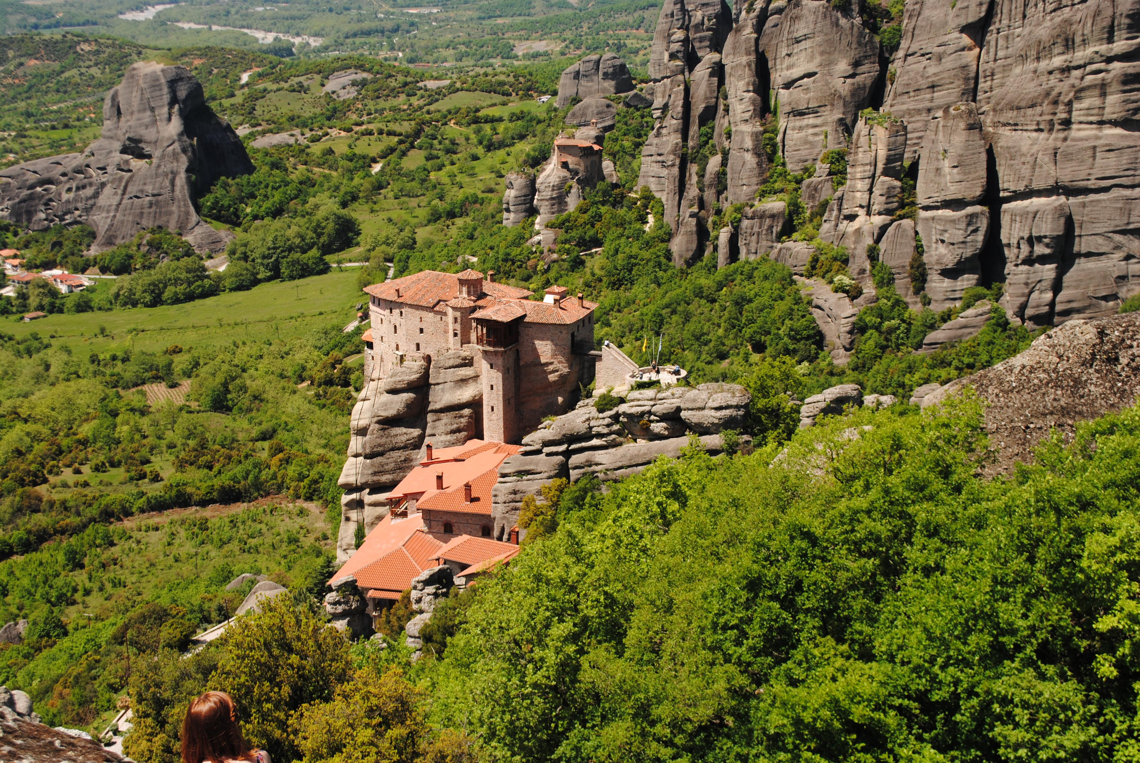 пункты районам отзывы экскурсия метиоры греция делала