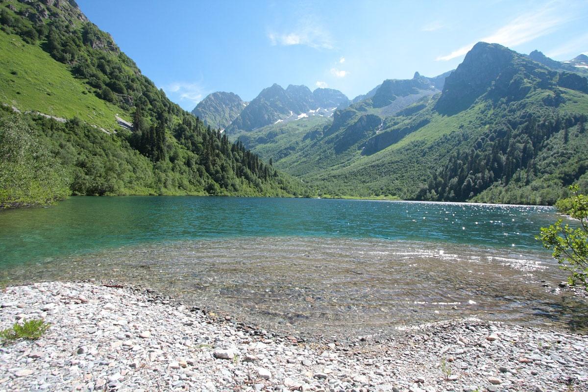 Озеро Кардывач (Красная поляна): фото и отзывы — НГС.ТУРИЗМ